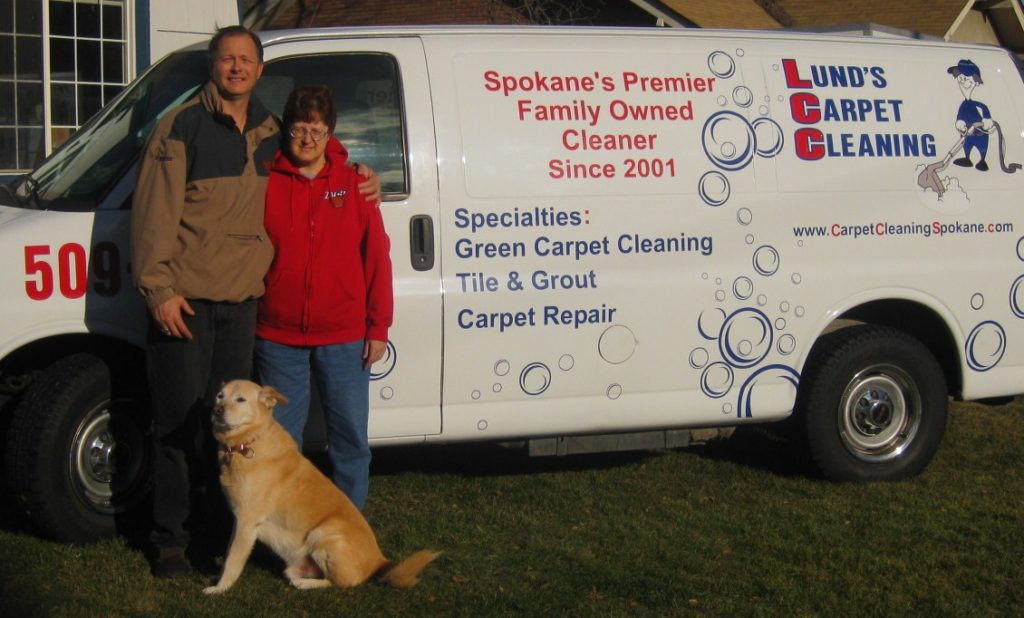 Lund's Carpet Cleaning | Prime Trade
