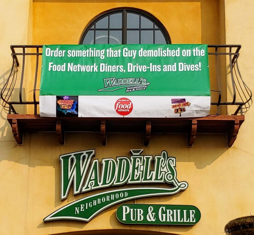 Waddell's Pub and Grill | Prime Trade