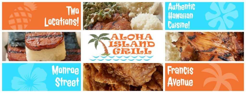 Aloha Island Grill